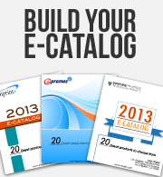 Build your own E-Catalog
