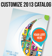 Customize 2013 Catalog