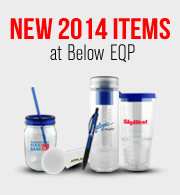 New 2014 Items at Below EQP