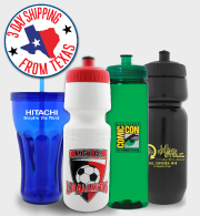 Texas Drinkware